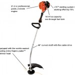 echo gt-225i curved shaft trimmer