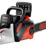 Oregon-PowerNow-CS250-40-volt-electric-chainsaw-rear